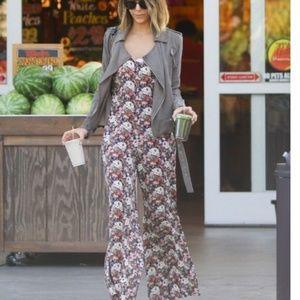 Show Me Your Mumu Floral Venice Jumpsuit